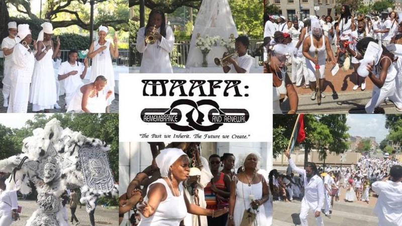 MAAFA Ceremony
