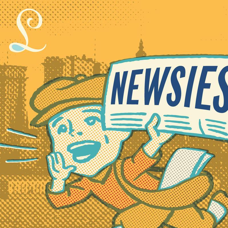 Newsies at SummerLyric Theatre