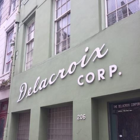 The Delacroix Corporation is still headquartered on Decatur Street.