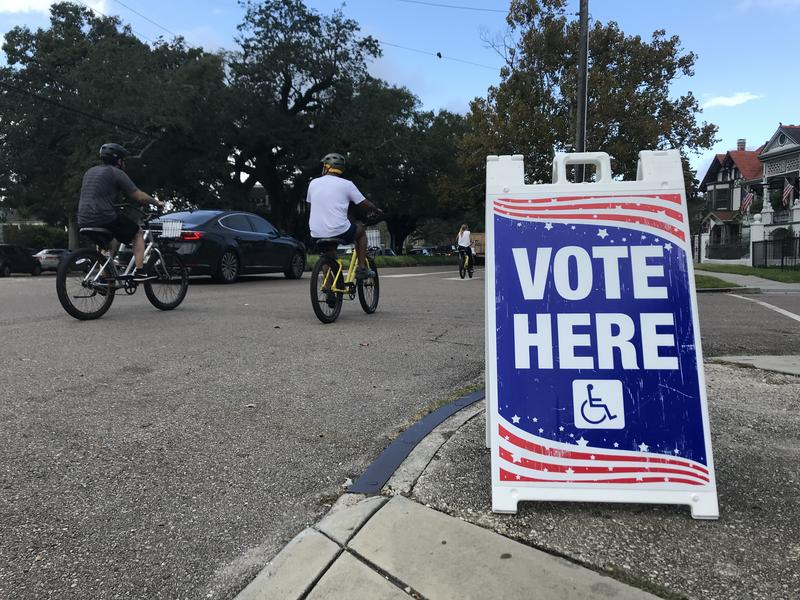 Louisiana had close to 50-percent voter turnout in the 2018 midterm elections.