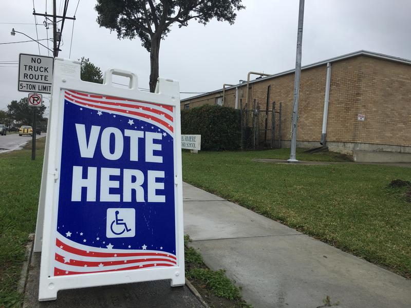 Voters in Jefferson Parish sent more business-backed candidates to their school board in the first round of voting.