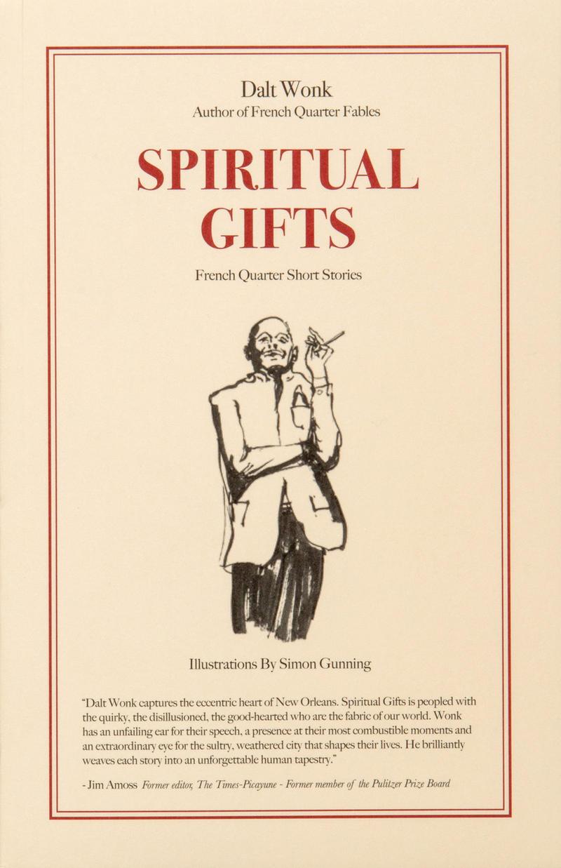 """Author Dalt Wonk's """"Spiritual Gifts"""""""