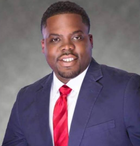"""Jefferson Parish School Board District 5 candidate Simeon Dickerson is suing incumbent Cedric Floyd over what Dickerson says are """"defamatory"""" statements published in mailers sent to voters."""