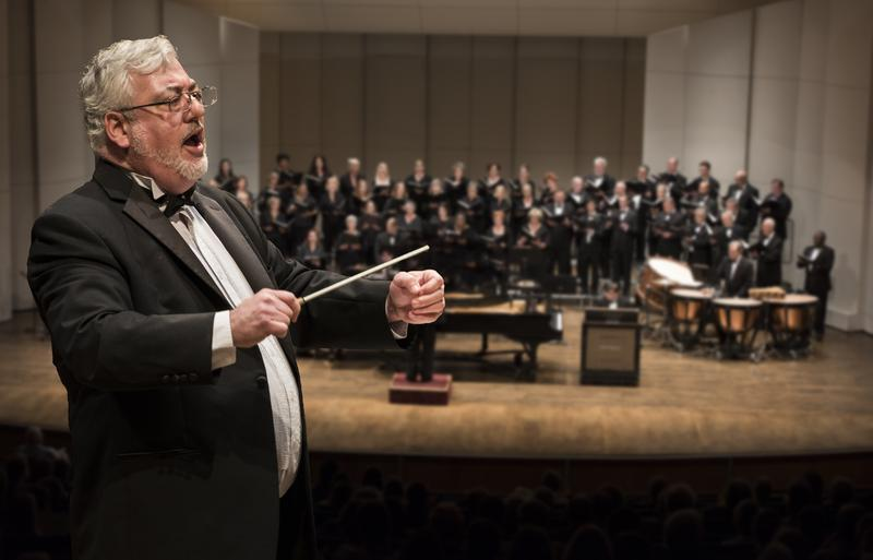 Steven Edwards, Music Director- Symphony Chorus of New Orleans