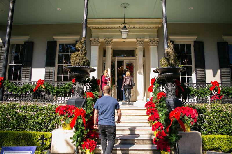 Preservation Resource Center's Holiday Home Tour