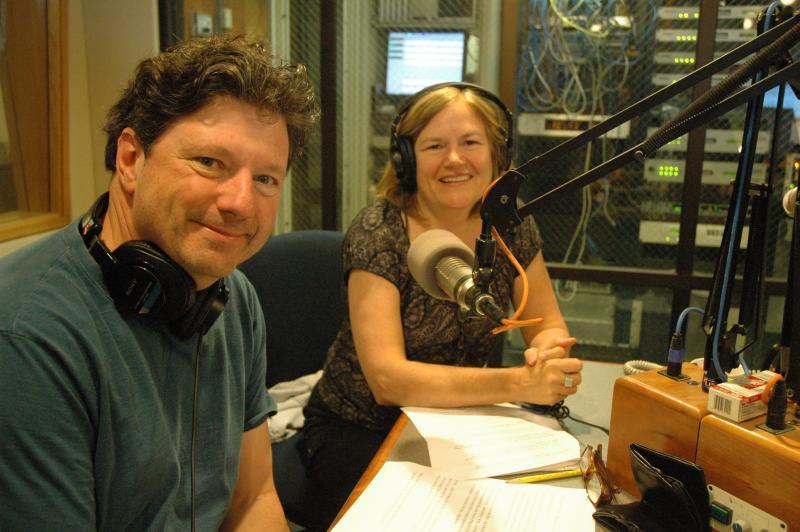 Peter Ricchiuti and Katy Caraway
