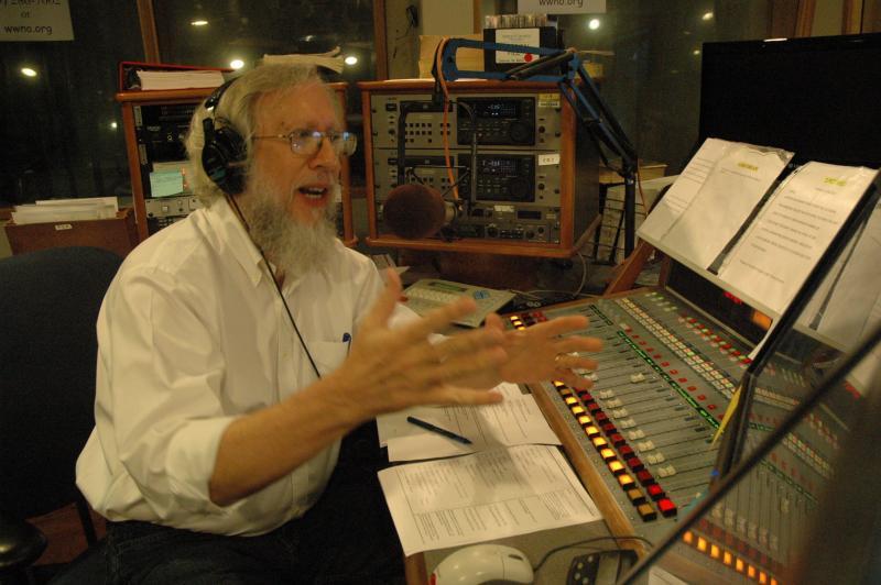 Fred Kasten - telling us like it is!