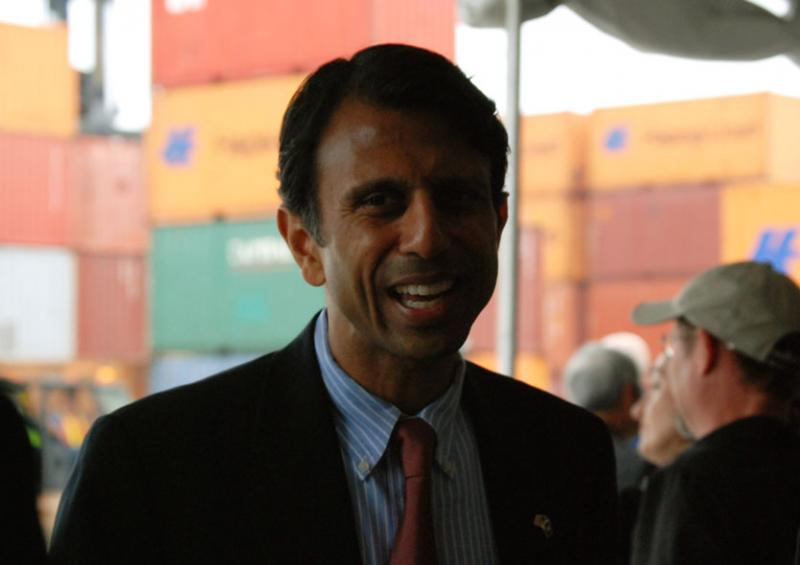 Governor Bobby Jindal marks a $36 million dollar investment at the Port of New Orleans. The recent expansion promises more container cargo can be moved through the port.