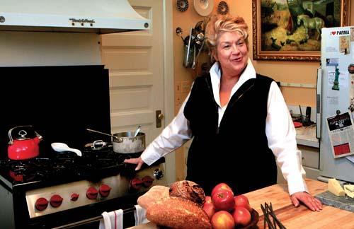 Lynne Rosetto Casper, host of The Splendid Table.