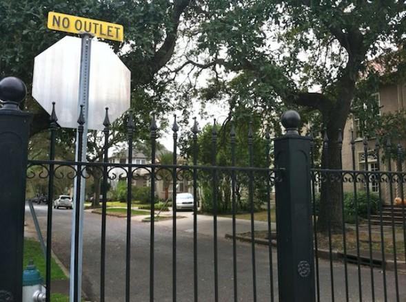 City Council approval is needed for fences that block city traffic, a judge ruled Tuesday.
