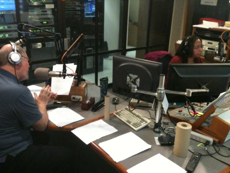 Ron Curtis and Diane Mack - The KICK-HOUR Hour hosts!