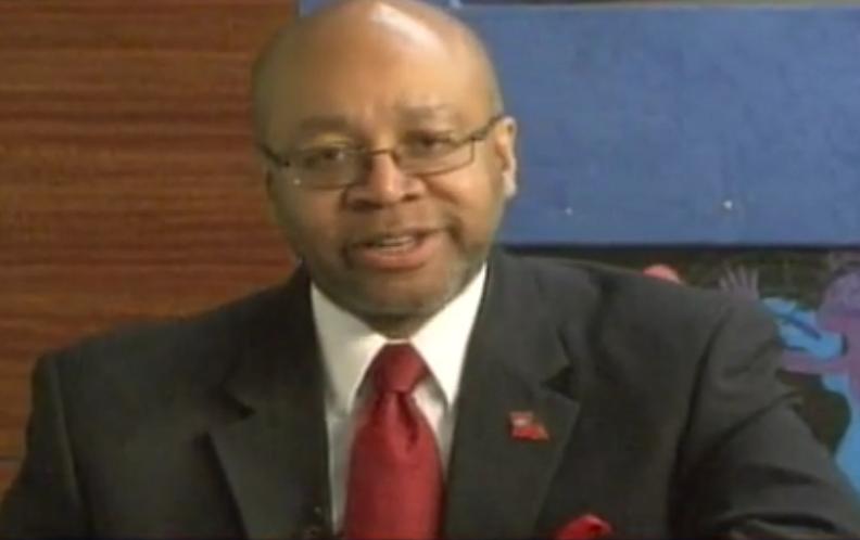 Orleans Parish Schools Superintendent Darryl Kilbert.