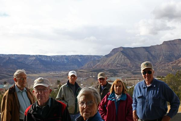 Battlement Mesa Concerned Citizens formed to press local officials to take action in monitoring emissions from the fracking industry across the valley near Parachute Creek, CO.