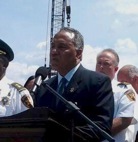 Gusman and his top brass announced he is closing the House of Detention.