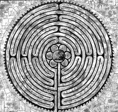 The Chartes Labyrinth