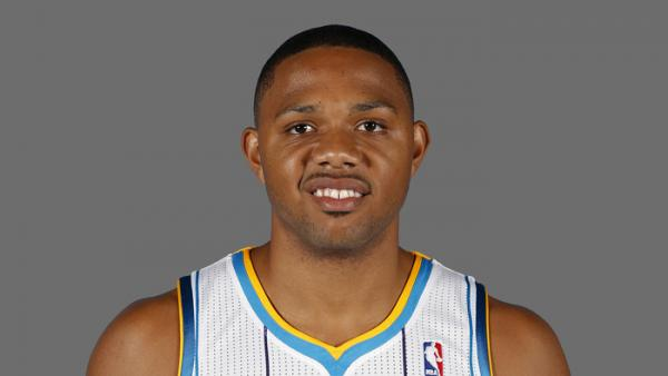 Hornets Guard Eric Gordon.