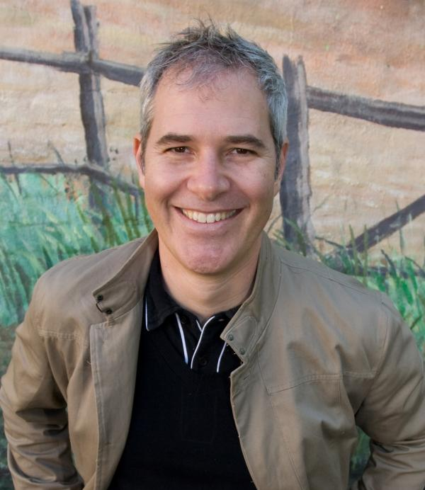 Slow Food USA's new executive director, Richard McCarthy.