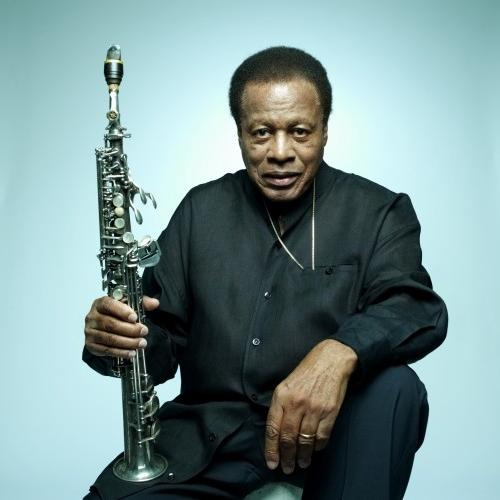 Saxophonist and composer Wayne Shorter.