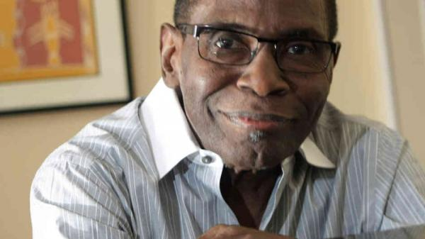Pianist and composer George Cables.