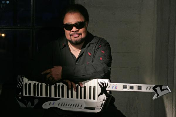 George Duke, one of the most sought-after and accomplished players and producers in music.