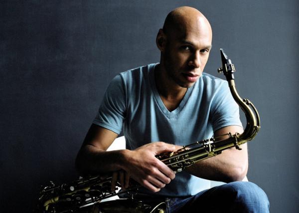 Saxophonist Joshua Redman.