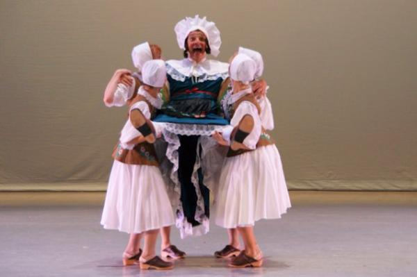 The Komenka Ethnic Dance and Music Ensemble