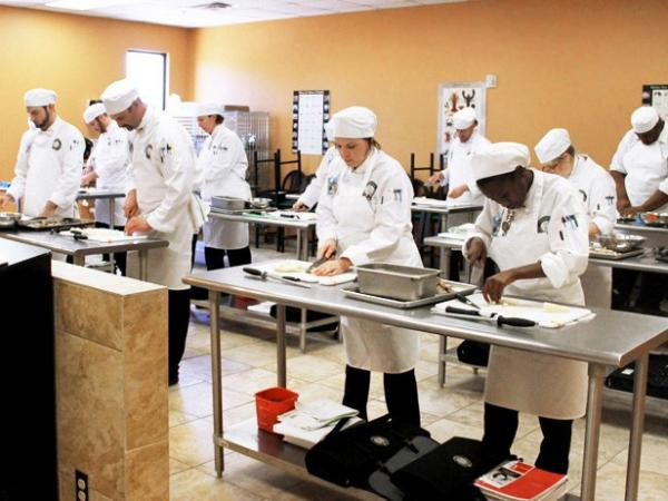 "Students at the Louisiana Culinary Institute had their professional and personal lives taped for an entire semester for a new reality television show called ""The Freshmen Class."""