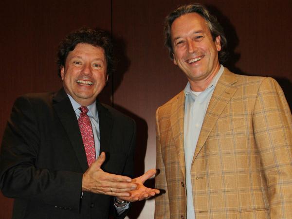 Peter Ricchiuti and Peter Loop.