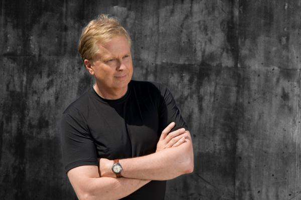 Tom Ashbrook, host of 'On Point'.
