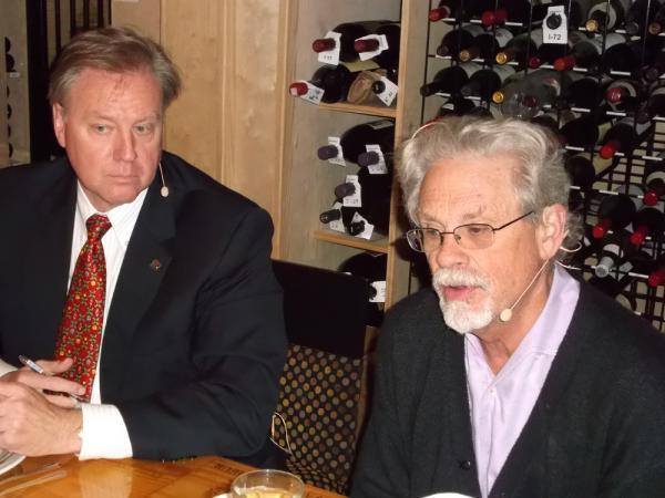 Rick Haase and Pres Kabacoff.