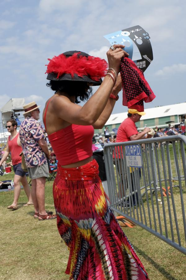 2014 marks the New Orleans Jazz & Heritage Festival's 45th year.