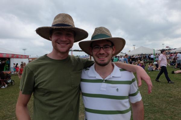 Hat Twins.