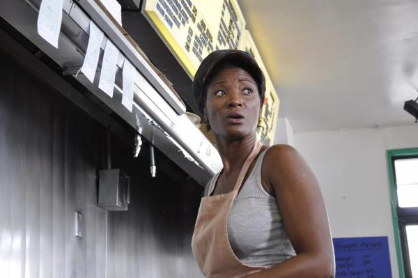 Yolonda Ross as Fontaine in the John Sayles film Go For Sisters.