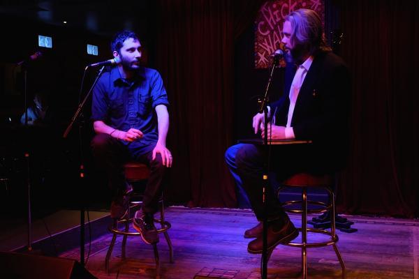 David Weinberg and JT Nesbitt