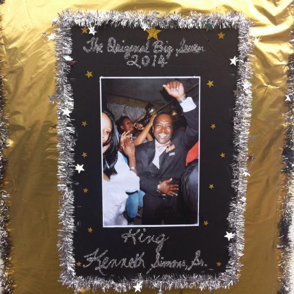 Big 7 King Kenneth Sims Sr.