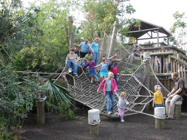 Playing at Monkey Hill is one of the essentials of a New Orleans childhood.