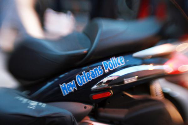 The New Orleans Police Department