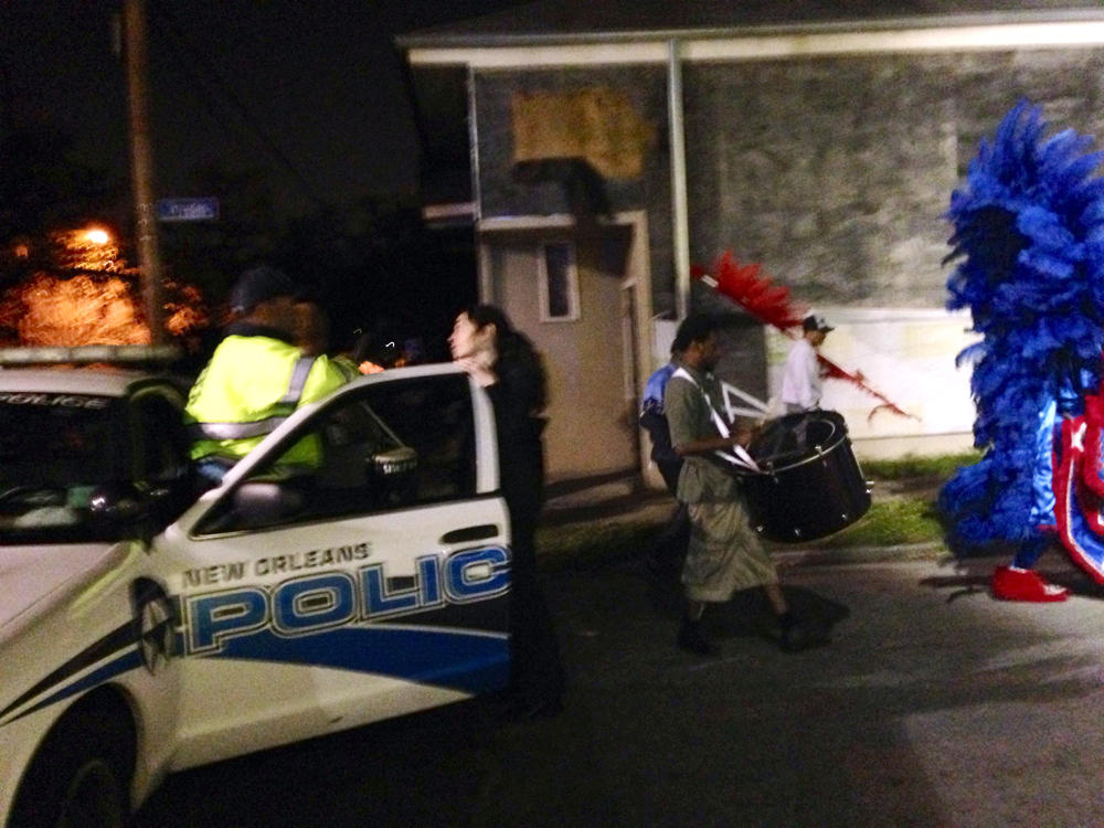 New orleans police monitor tackles police community for Police orleans