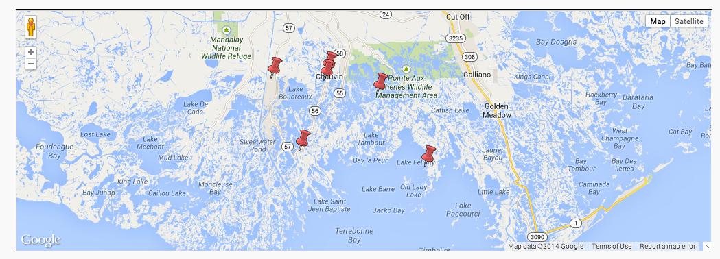 Follow Along With The Coastal Desks Vanishing Coast Tour Of