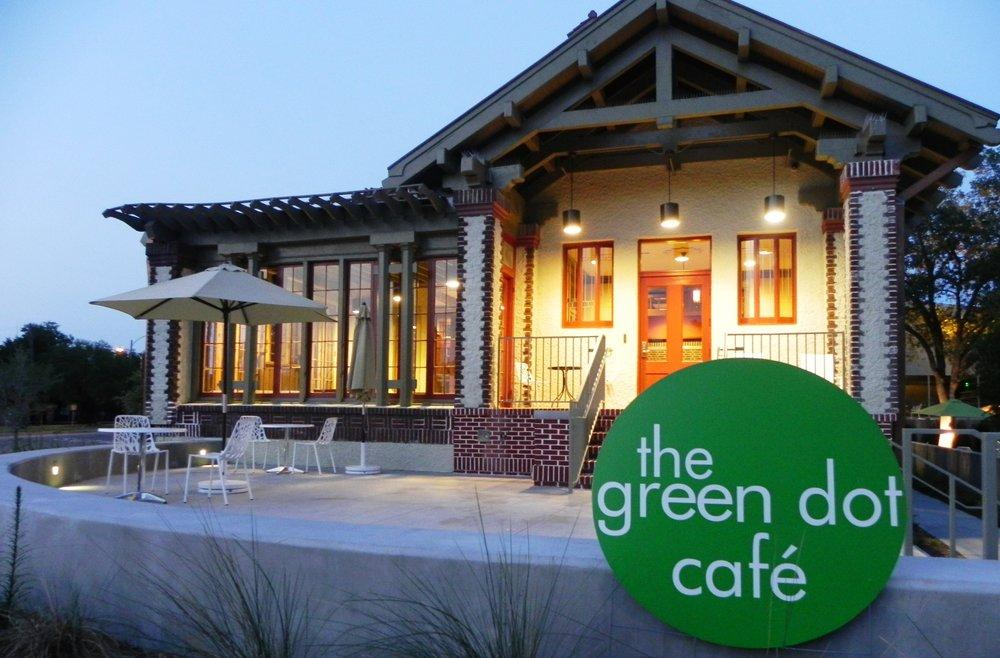 broadmoors rosa f keller library reopened in 2012 complete with the green dot cafe the neighborhood was located in a green dot meaning it was slated