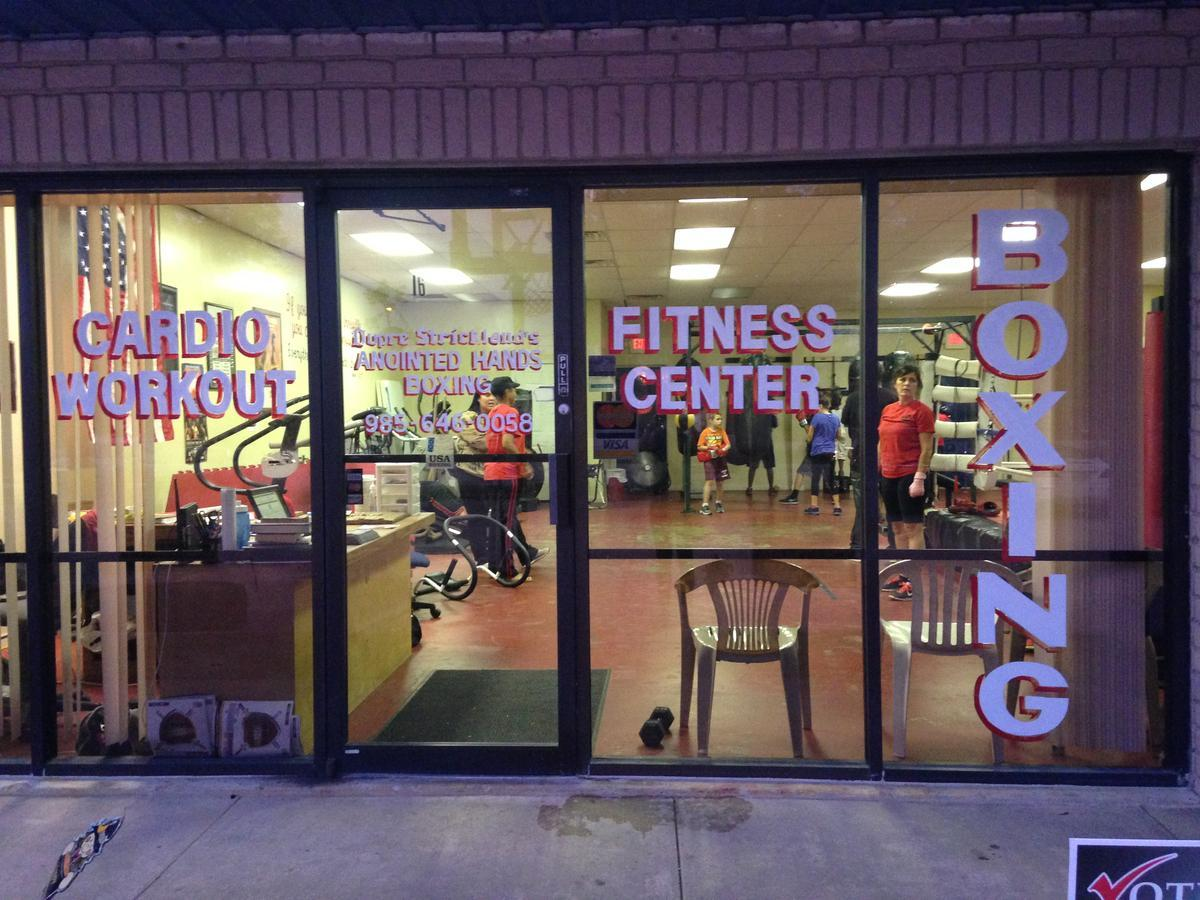 Boxing Gym Helps At-Risk Youth In Slidell | WWNO