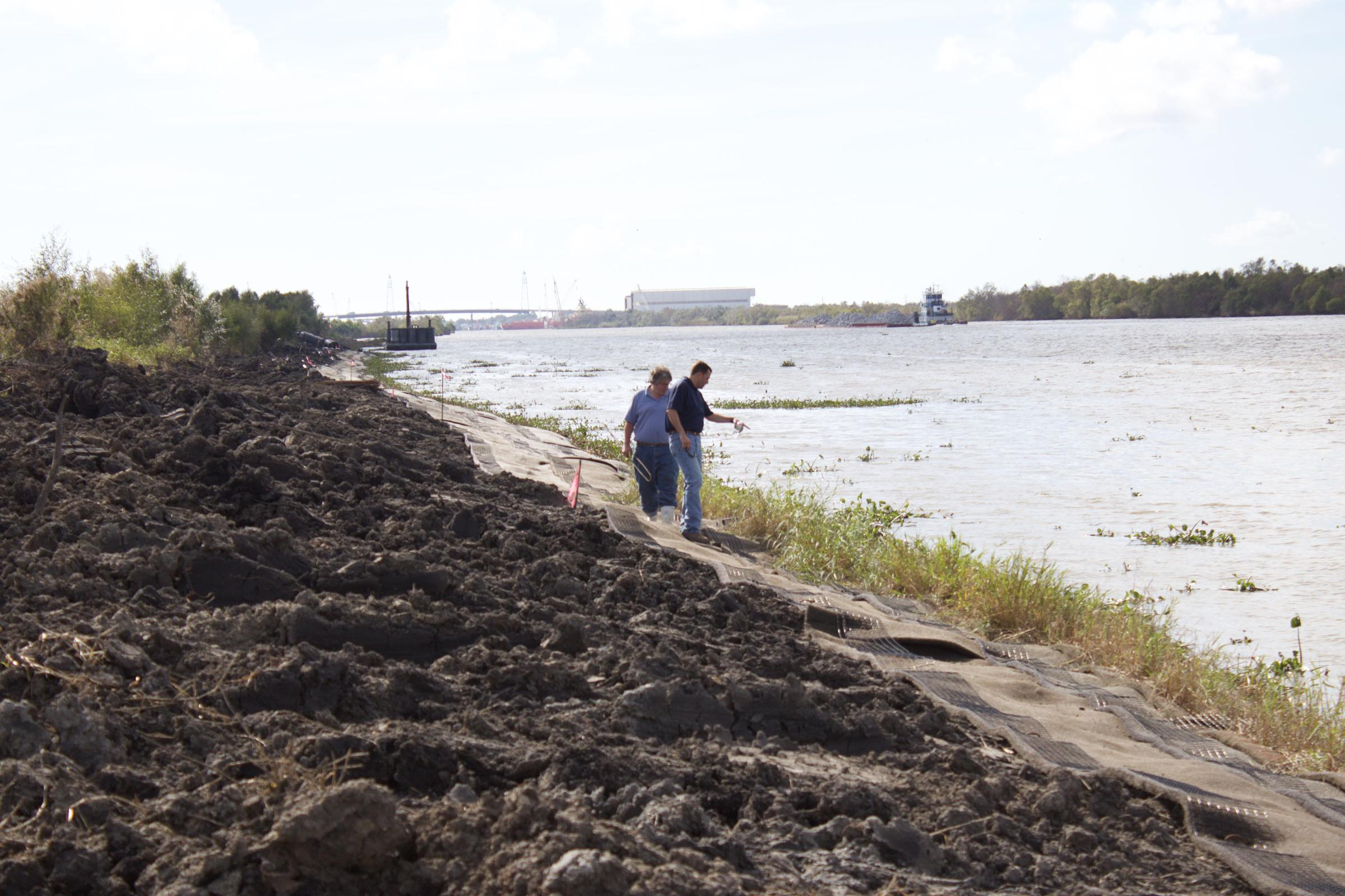 New Technology Tested Along The Gulf Intracoastal Waterway A