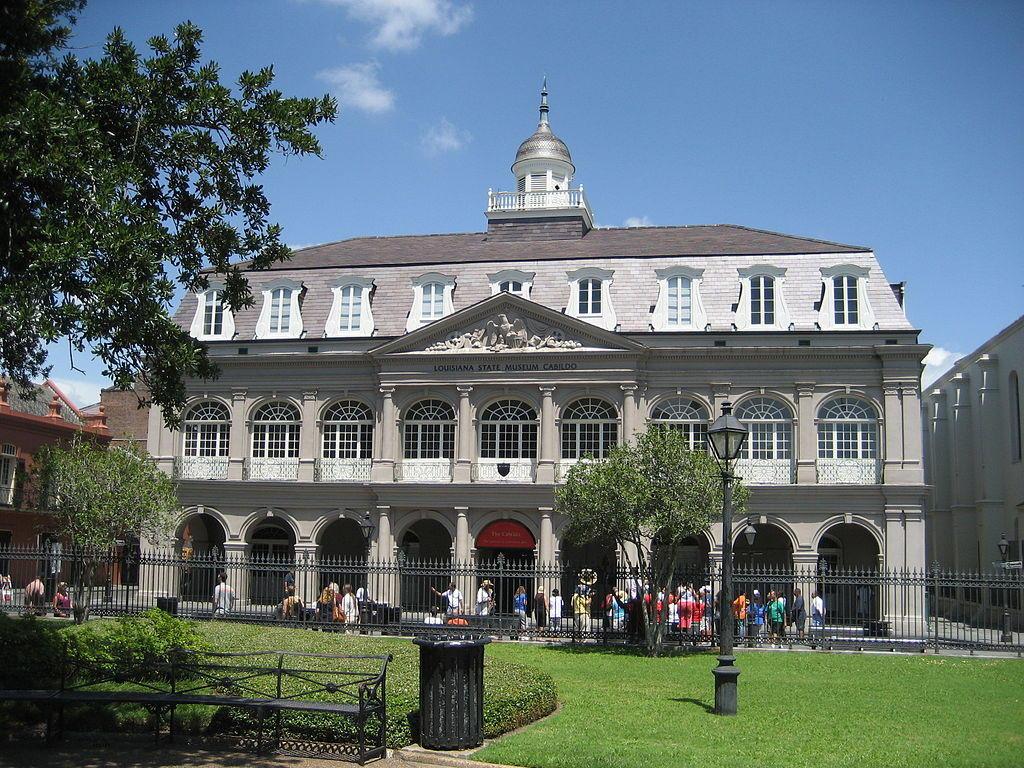 Louisiana State Museum Facing Massive Budget Cuts Wwno