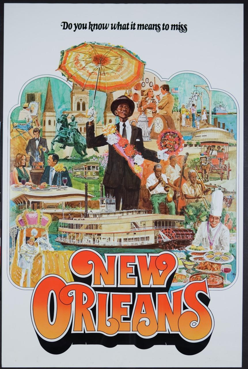 Why New Orleans Leaned Into Tourism