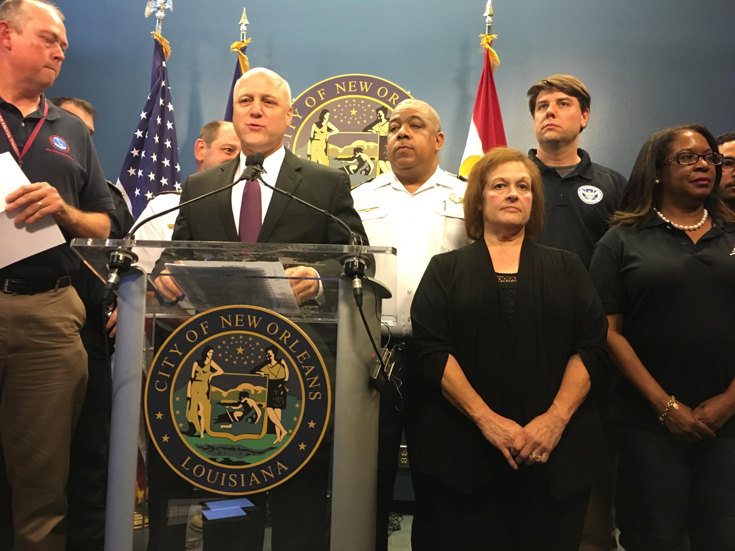 Hurricane Harvey Poses Danger to Ill-Prepared New Orleans