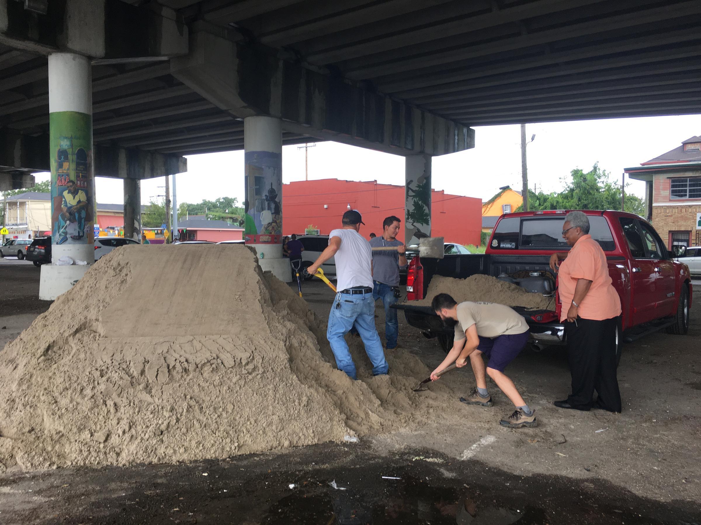 Emergency Decreed following Floods in New Orleans