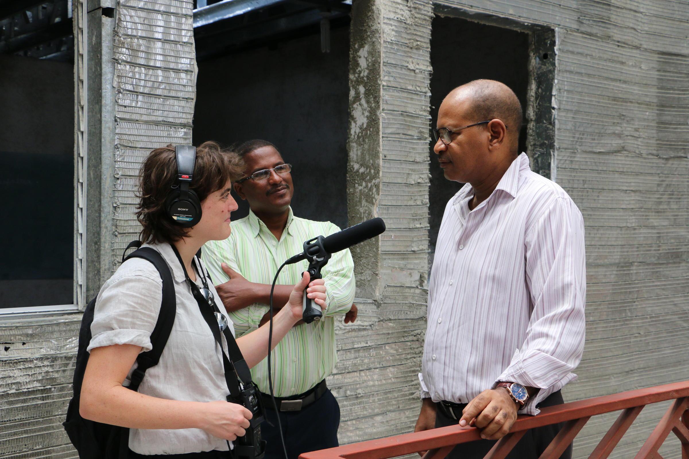 Special tripod program delves into new orleans historic for College canape vert haiti