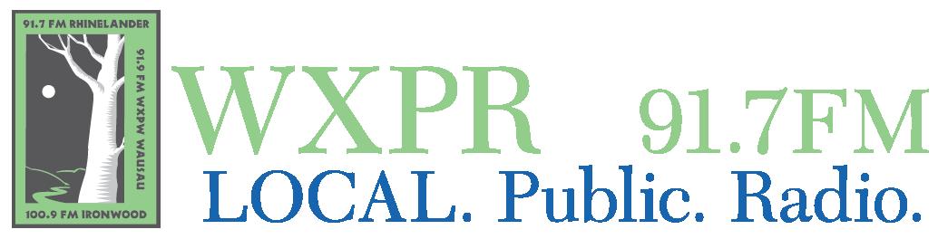 WXPR logo