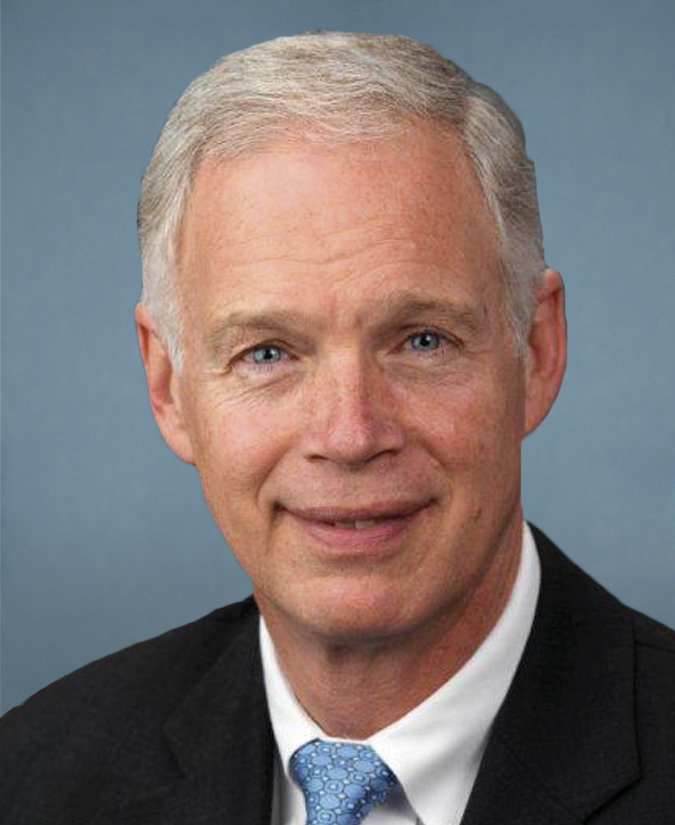 Image result for senator ron johnson