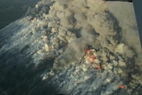 Douglas-Bayfield fire